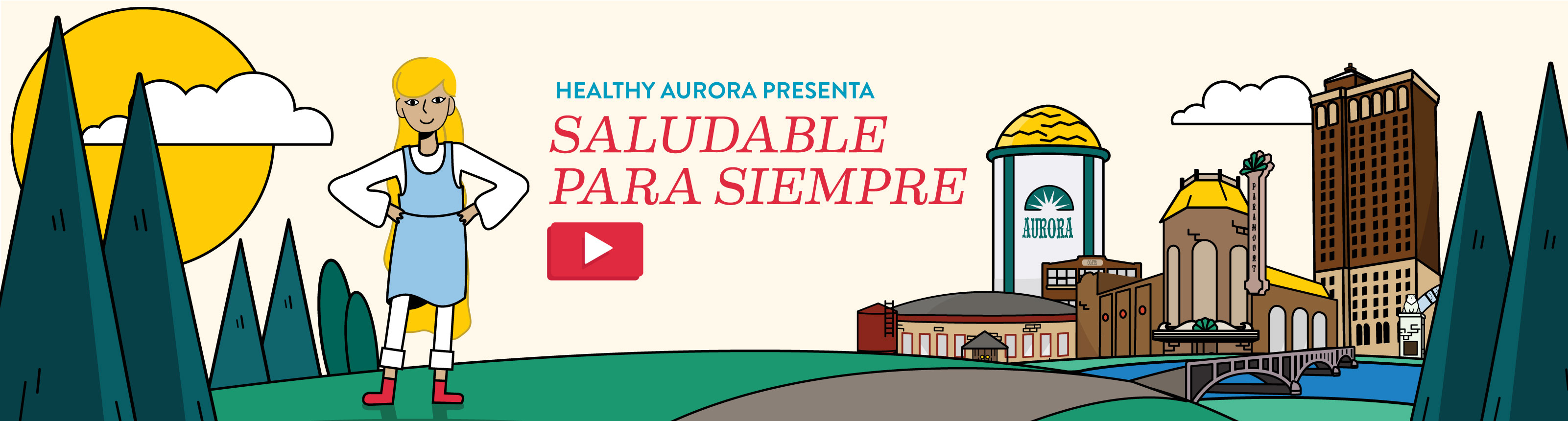 Healthy Aurora Presents Healthily Ever After