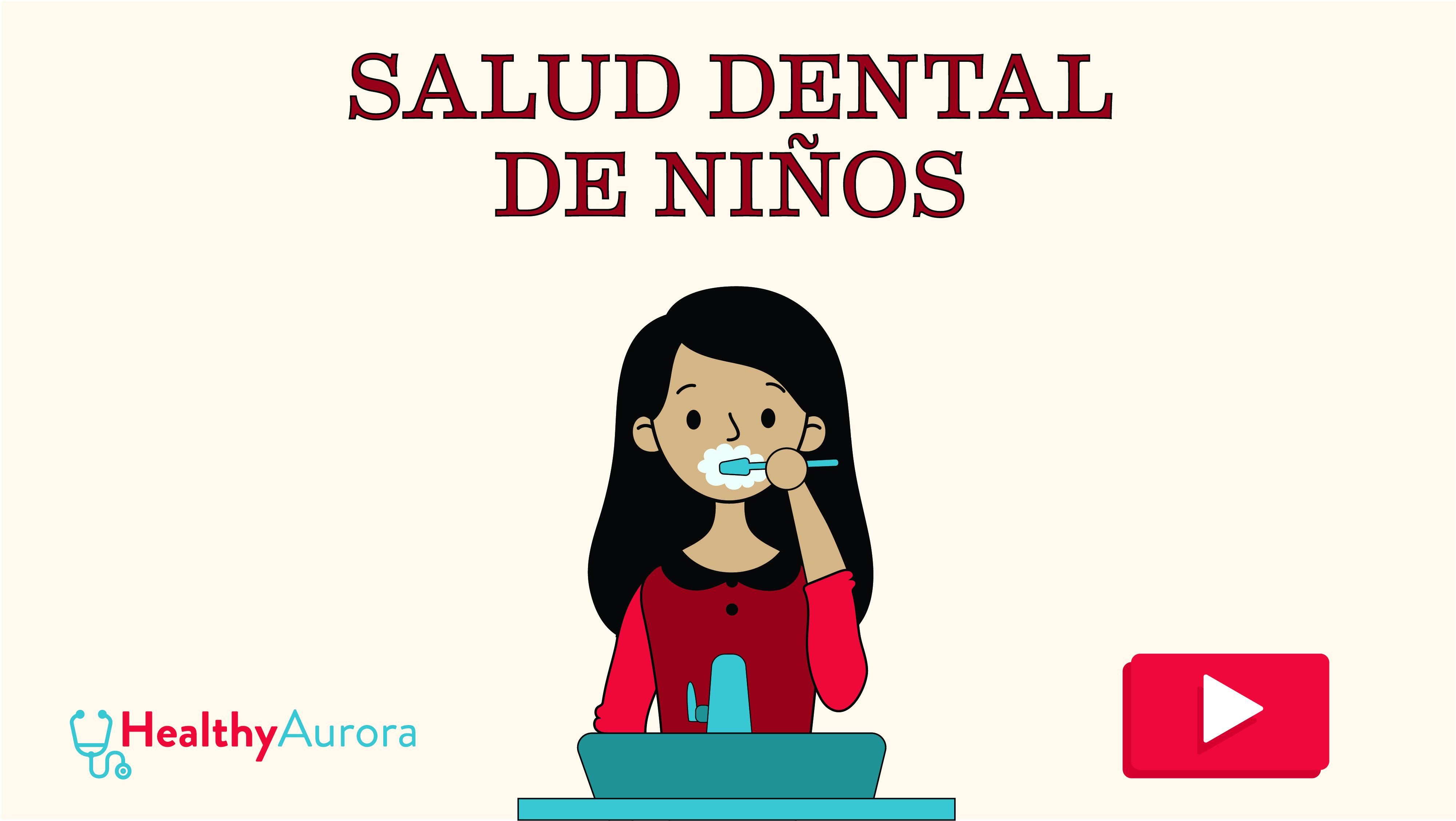 Salud Dental De Niños